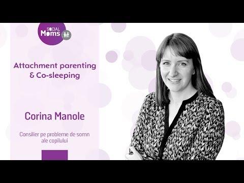 Corina Manole - Attachment Parenting și Co-Sleeping