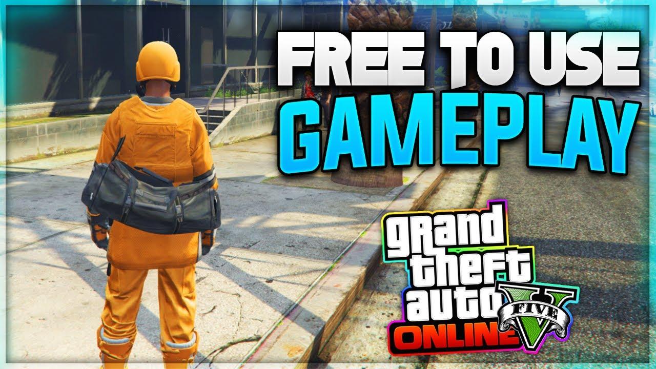 Free To Use Gta V Gameplay No Copyright P Fps