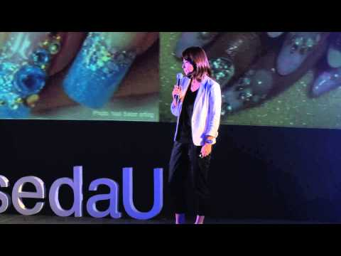 Channeling the creativity of stay-at-home moms in Japan | Yumiko Murakami | TEDxWasedaU