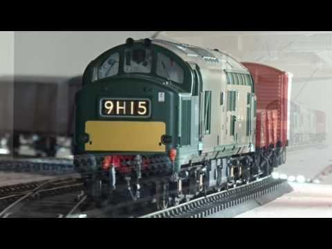 HM119: Heljan Class 37 for