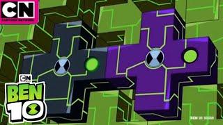 Ben 10,010 - Final Battle | Ben 10 & Ben 10,000 VS. The Xerge | Cartoon Network