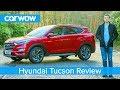 Hyundai Tucson SUV 2019 in-depth review   carwow Reviews
