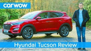 Hyundai Tucson SUV 2019 in-depth review | carwow Reviews
