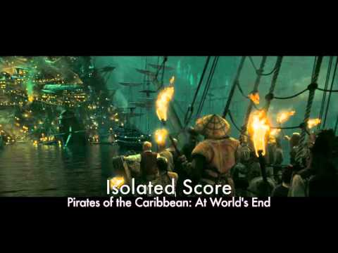 Shipwreck Cove - Isolated Score - Pirates of the Caribbean: At World's End