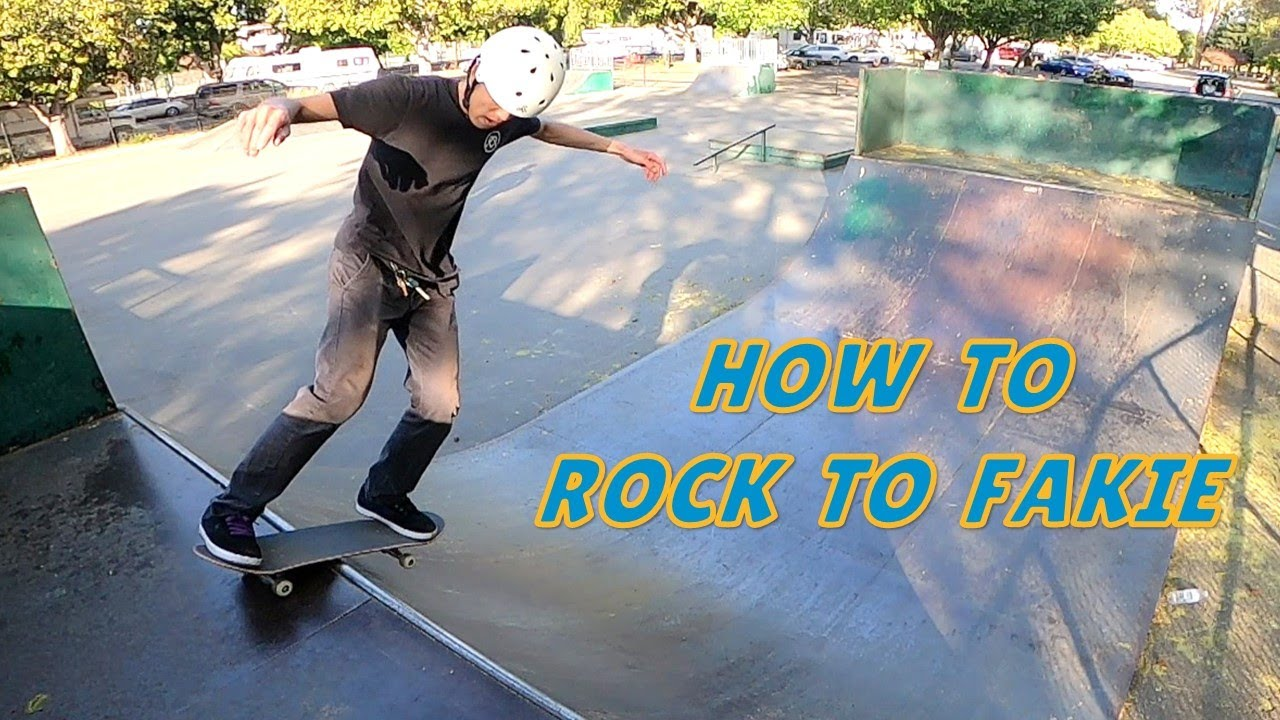 How to Rock to Fakie on a Mini Ramp: 4 Mistakes and How to Fix Them