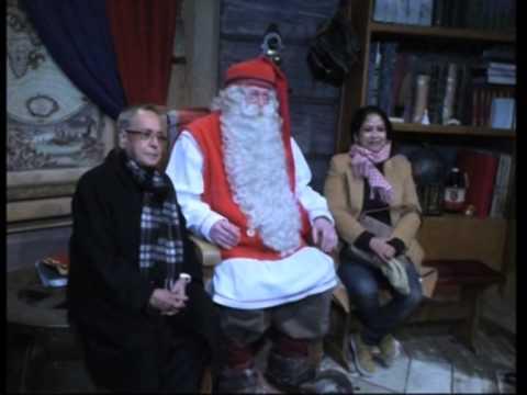 Pranab Mukherjee first Indian President to cross Arctic Circle to meet Santa Claus