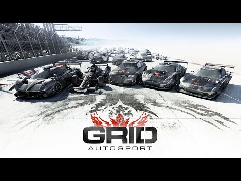 Grid Autosport (by Feral Interactive) - LIVE STREAM - iPhone 6s Plus - Game Play