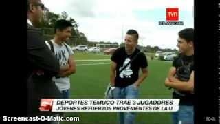 Refuerzos Deportes Temuco Clausura 2014 2015