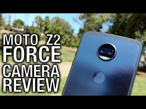 Moto Z2 Force Real Camera Review: Dual Cameras, Double Your Fun?