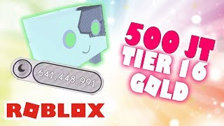 ROBLOX INDONESiA | 500 MILLION + + DiHABiSiN FOR TiER 16 GOLD PET!! 😭