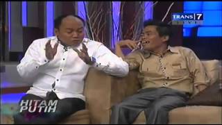 Htam Putih 24 Juli 2013 Azis Gagap, Bopak, Maudy [Full Video]