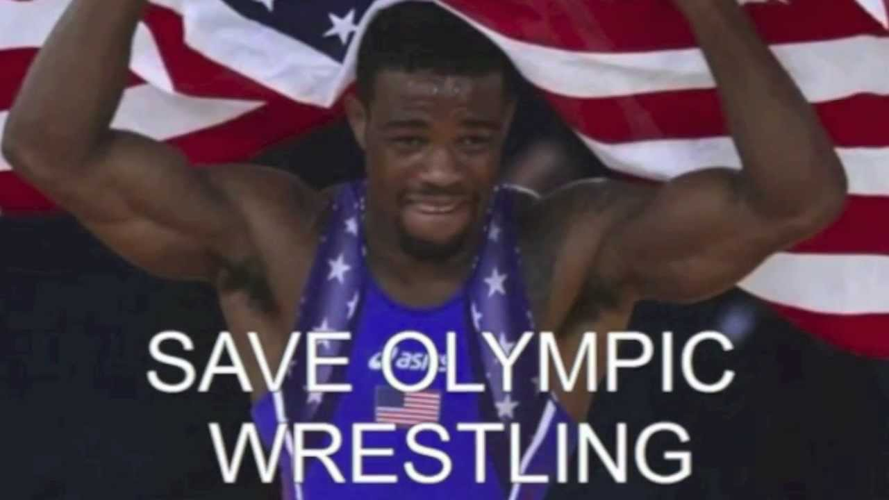 Save Olympic Wrestling Cover Photo save olympic wrestling-we need