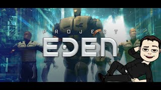 Retro game: Project Eden