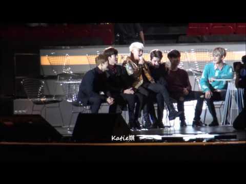 [fancam]151202 Exo Sehun focus during Big Bang Seungri Performance @2015 MAMA