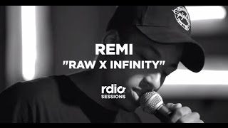 REMI -  'Raw X Infinity' LIVE - Rdio Session @ SXSW 2015