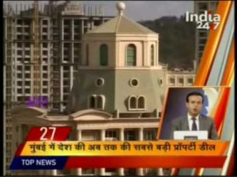 India 24X7 Speed News Deal Between Brookfield Asset Management - Niranjan Hiranandani