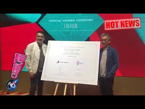 Hot News! MyMusic Records Resmi Kerja Sama dengan Sony Music Entertainment - Cumicam 18 Januari 2018