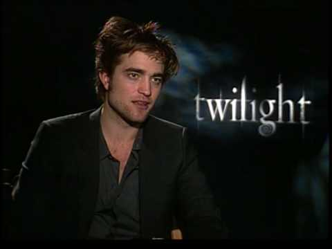 Robert Pattinson  for Twilight movie