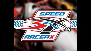 It's the day when Speed meets up with Racer X in the preliminaries....