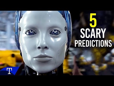 Five of the Scariest Predictions About Artificial Intelligence