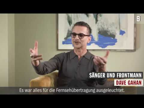 Depeche Mode: Interview @ Berlin Streetgig 17.03.2017