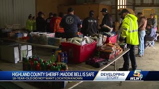 Sheriff: Madison Bell Is Safe