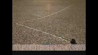 Age old mystery of Death Valley sailing stones finally solved