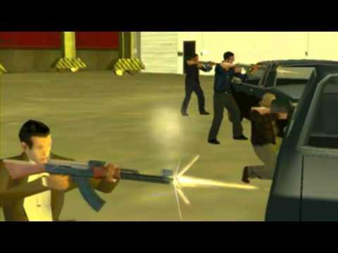 GTA Mafia - trailer (2011)