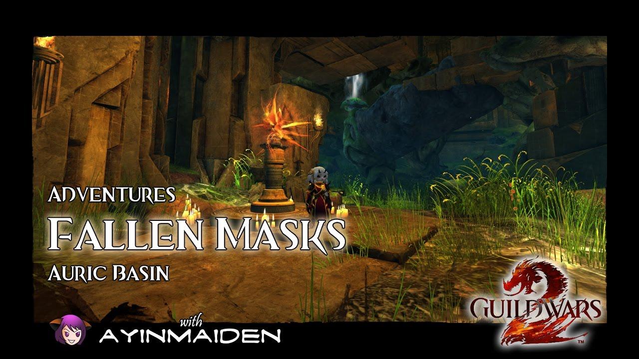 Fallen Masks - Guild Wars 2 Wiki Guide - IGN