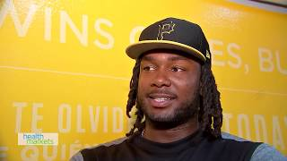 Pittsburgh pirates slugger josh bell talks about his journey from dallas jesuit college prep to major league baseball.visit our website for more highlights, ...