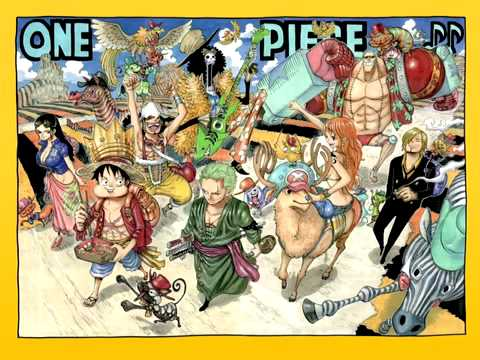 One piece youtube - Image one piece 2 ans plus tard ...