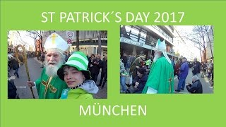 St Patrick´s Day Parade 12.03.2017 in München Top 10 Video