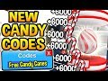 ALL NEW *FREE CANDY CANES* SABER SIMULATOR CODES - XMAS Winter Update   Roblox Saber Simulator