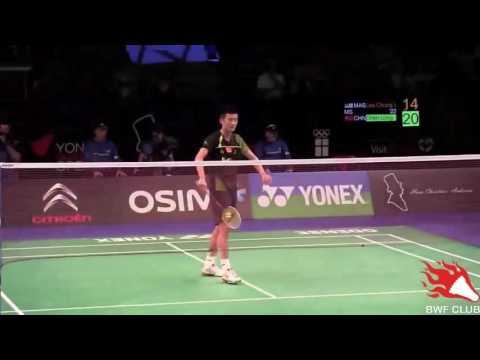 Lee Chong Wei  - huyền thoại cầu lông thế giới