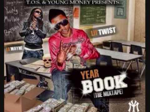 Lil Wayne Ft. Lil Twist - The Leak [April 2009]