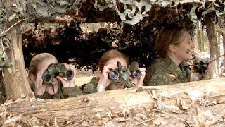Soldatin für einen Tag: Girls'Day 2015 - Bundeswehr