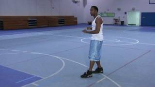 Improving Basketball Skills : Basketball Step Back Jump Shot