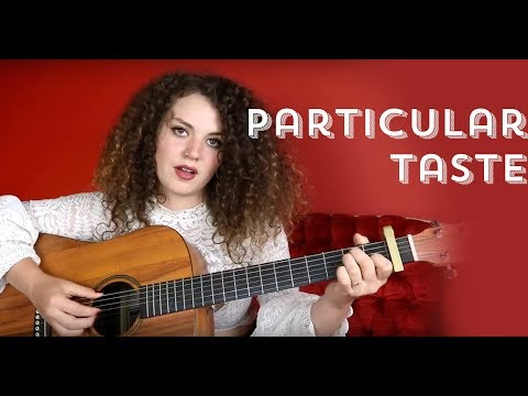 Shawn Mendes - Particular Taste Cover