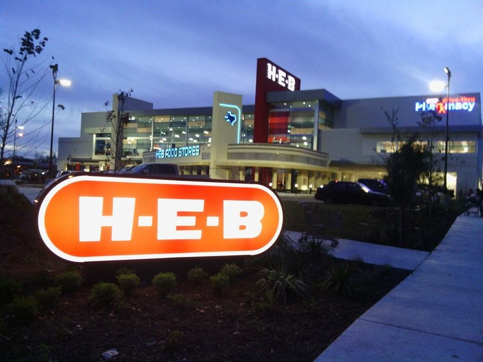 New two story heb doovi for H r motors san antonio