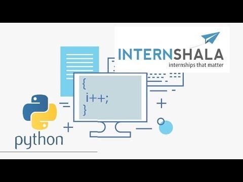 Python for Beginners | If - Else Statements | Internshala Trainings thumbnail
