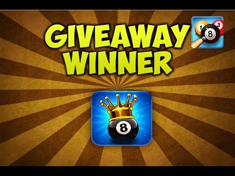 8 BALL POOL ACCOUNT GIVEAWAY CHOOSE A NUMBER! 150 MILLION ACCOUNT GIVEAWAY