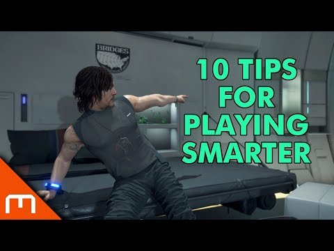 10 Tips for Playing Smarter - Death Stranding  