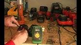 How not to rebuild Snap-On 18V battery packs - YouTube