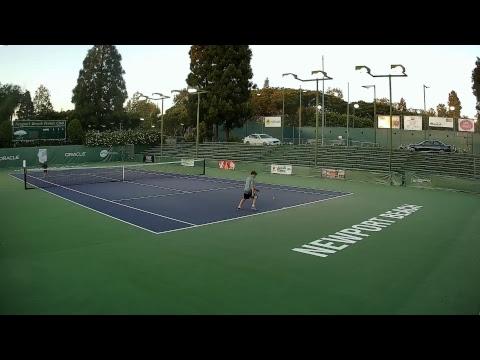 Newport Beach Tennis Club Center Court Camera