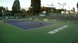 Newport Beach Tennis Club Center Court Camera