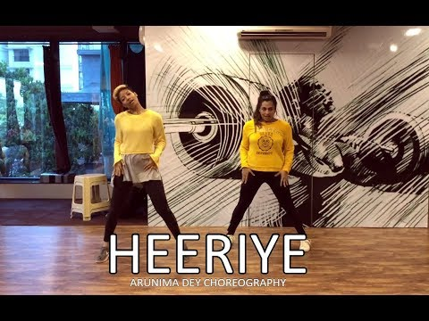 Heeriye | Race 3 | Meet Bros | Neha Bhasin | dancepeople | Arunima Dey Choreography