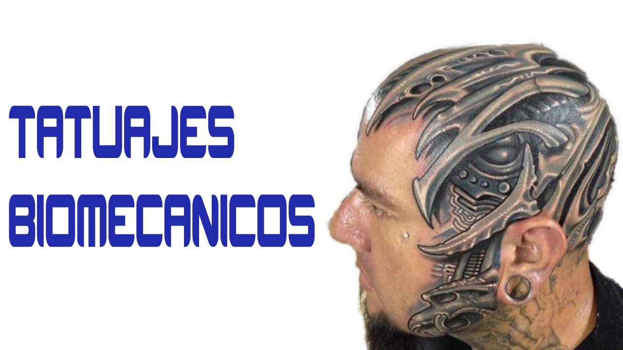 Fotos Tatuajes Biomecanicos tatuajes biomecanicos - youtube