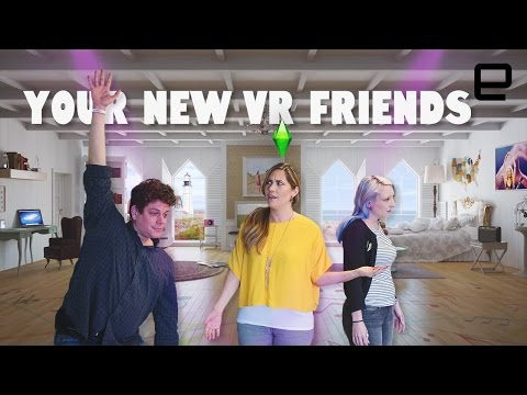 ICYMI: Sims yourself into a new VR social network