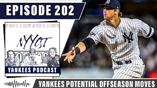 Ep. 202 | Potential moves for the Yankees this offseason