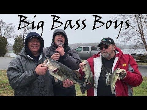 Sandy River Reservoir Bass Tournament